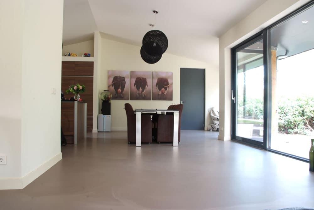 Waarom een goedkope betonlook vloer? goedkope gietvloeren.nl