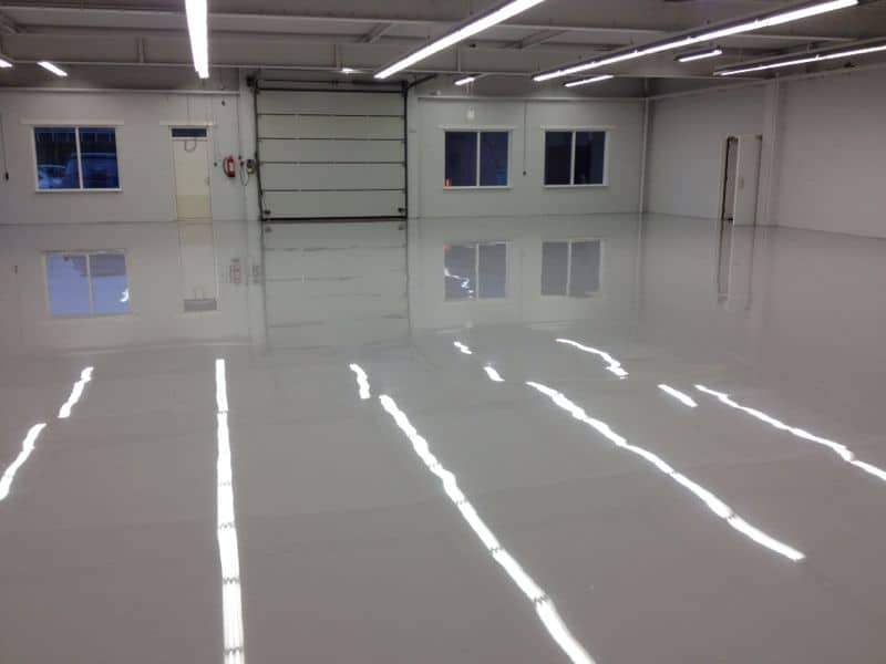 Waarom goedkope vloercoating