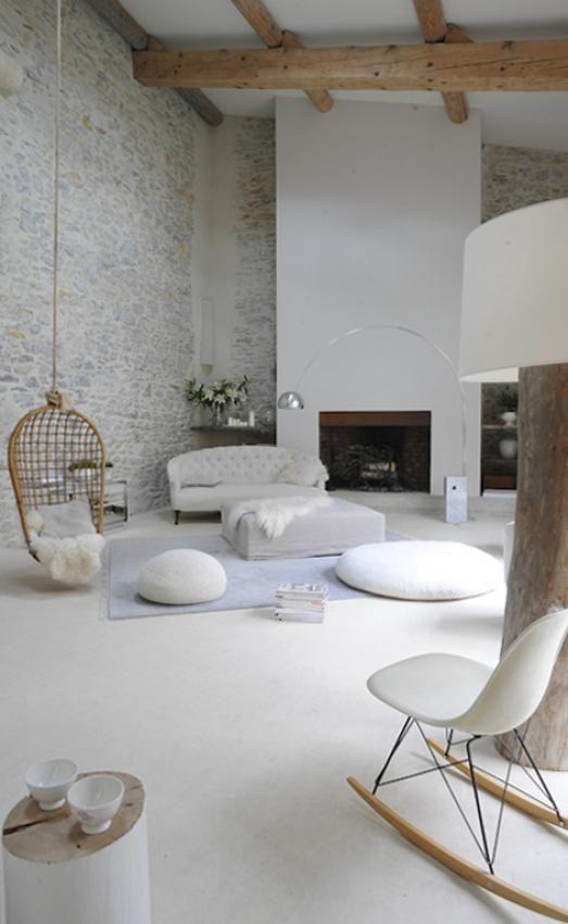 Gietvloer in de woonkamer goedkope alles for Goedkope woonkamer